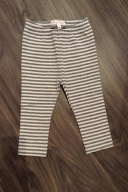 Belly Button Striped Leggings - Front cropped