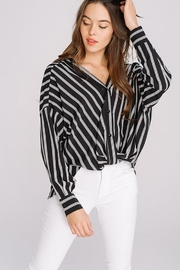 Main Strip Striped Long Sleeve - Other