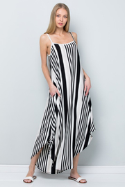 R+D  Striped Maxi - Product Mini Image