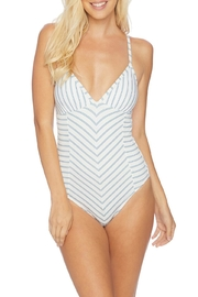 Splendid Striped One Piece - Product Mini Image
