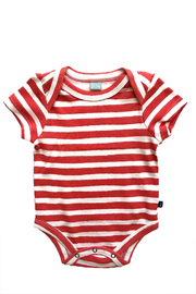 FiNN+EMMA Striped Onesie - Front cropped