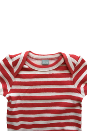 FiNN+EMMA Striped Onesie - Front full body