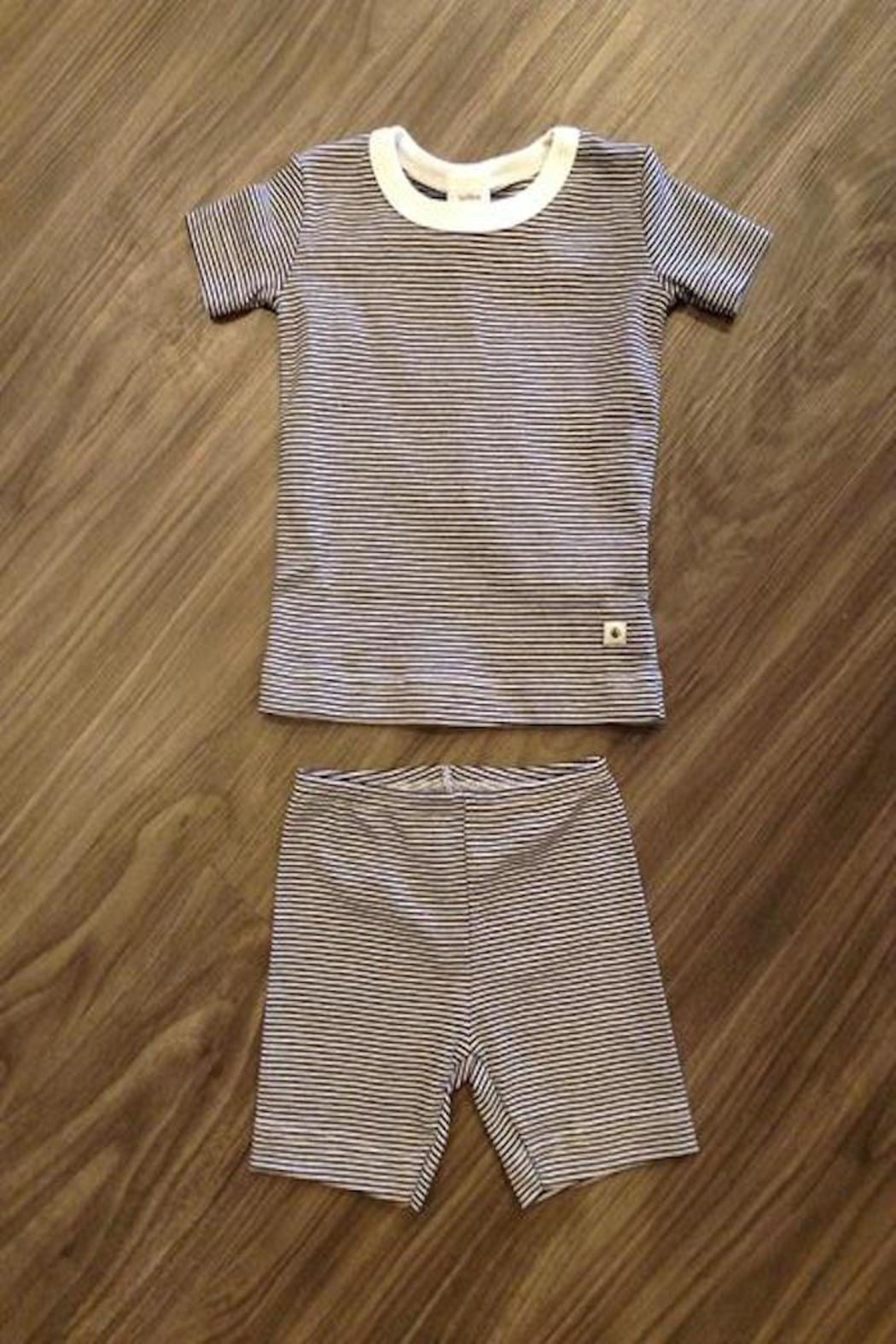 94121ab4af14 Petit Bateau Striped Pajamas from Arizona by Beaus and Belles ...