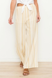 Hem & Thread Striped Palazzo Pant - Product Mini Image
