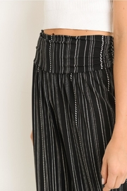 Gilli Striped Pants - Front full body