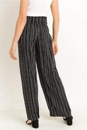 Gilli Striped Pants - Side cropped