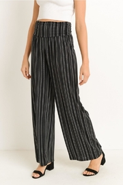 Gilli Striped Pants - Product Mini Image