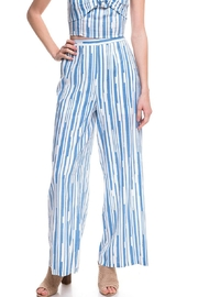 Strut & Bolt Striped Pants - Product Mini Image