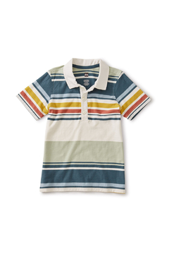 Tea Collection Striped Polo - Product List Image