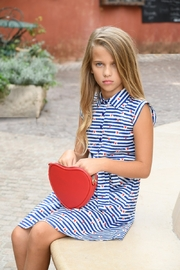 Mini Molly Striped Print Dress - Product Mini Image