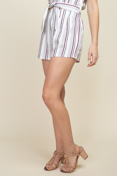 Timing Striped Shorts - Product List Image