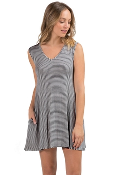 Shoptiques Product: Striped Sleevless Dress