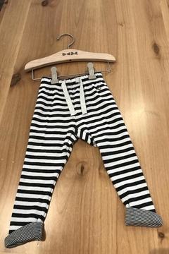Shoptiques Product: Striped Soft Pants