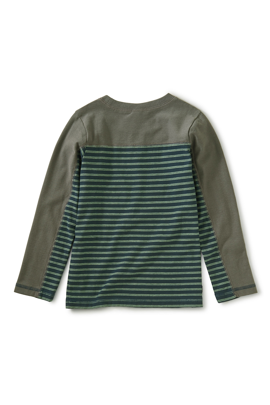 Tea Collection Striped Sporty Top - Front Full Image