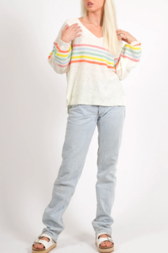 Shoptiques Product: Striped Summer Sweater