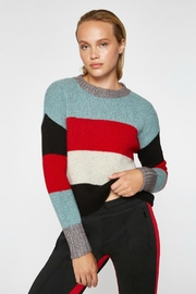 Pam & Gela Striped Sweater - Product Mini Image
