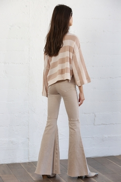 By Together Striped Sweater Top - Alternate List Image