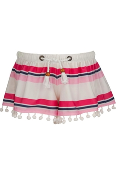 Snapper Rock Striped Swim Shorts - Alternate List Image