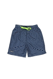 Toobydoo Striped Swim Trunks - Product Mini Image
