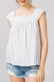 Listicle Striped Swing Top - Product Mini Image