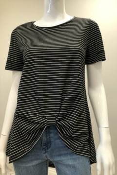 Patrizia Luca Striped T Shirt - Product List Image