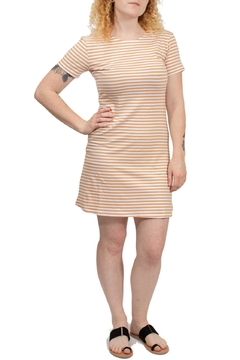 Volcom Striped T-Shirt Dress - Product List Image