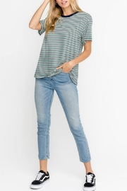 Lush Striped T-Shirt - Product Mini Image
