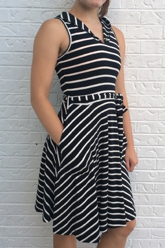 Effie's Heart Striped Tank Dress - Product List Image