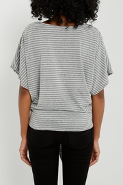 Soprano Striped Tee Tie - Other
