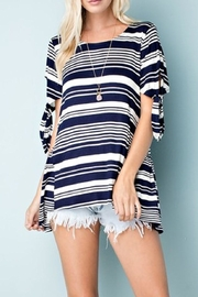 143 Story Striped Top - Product Mini Image