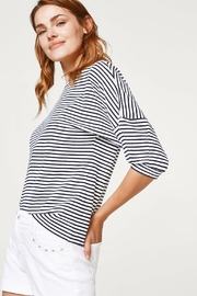 Esprit Striped Top - Side cropped