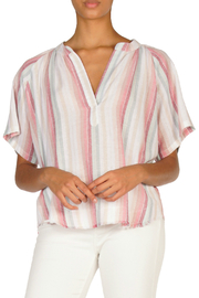 Elan Striped Top - Product Mini Image
