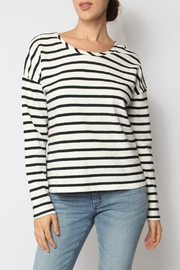 NYTT Striped Top - Product Mini Image