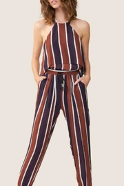 ABS Allen Schwartz Striped Track Pant - Product Mini Image
