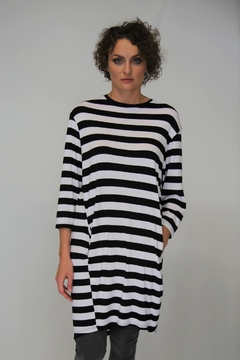 MORS Striped Tunic - Product List Image