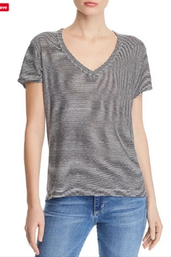 Wilt Striped V-Neck - Product List Image