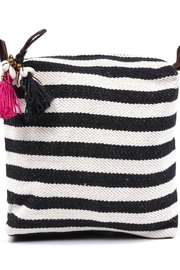 Jadetribe Striped Valerie Bag - Product Mini Image