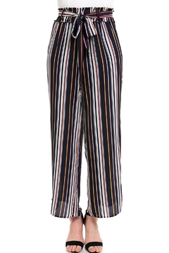 Illa Illa Striped Wide Pants - Product List Image