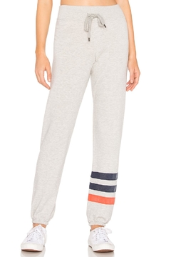 Sundry Stripes Classic Sweatpants - Product List Image