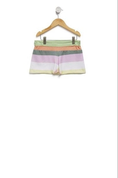 Wildfox Kids Stripes Cutie Shorts - Alternate List Image