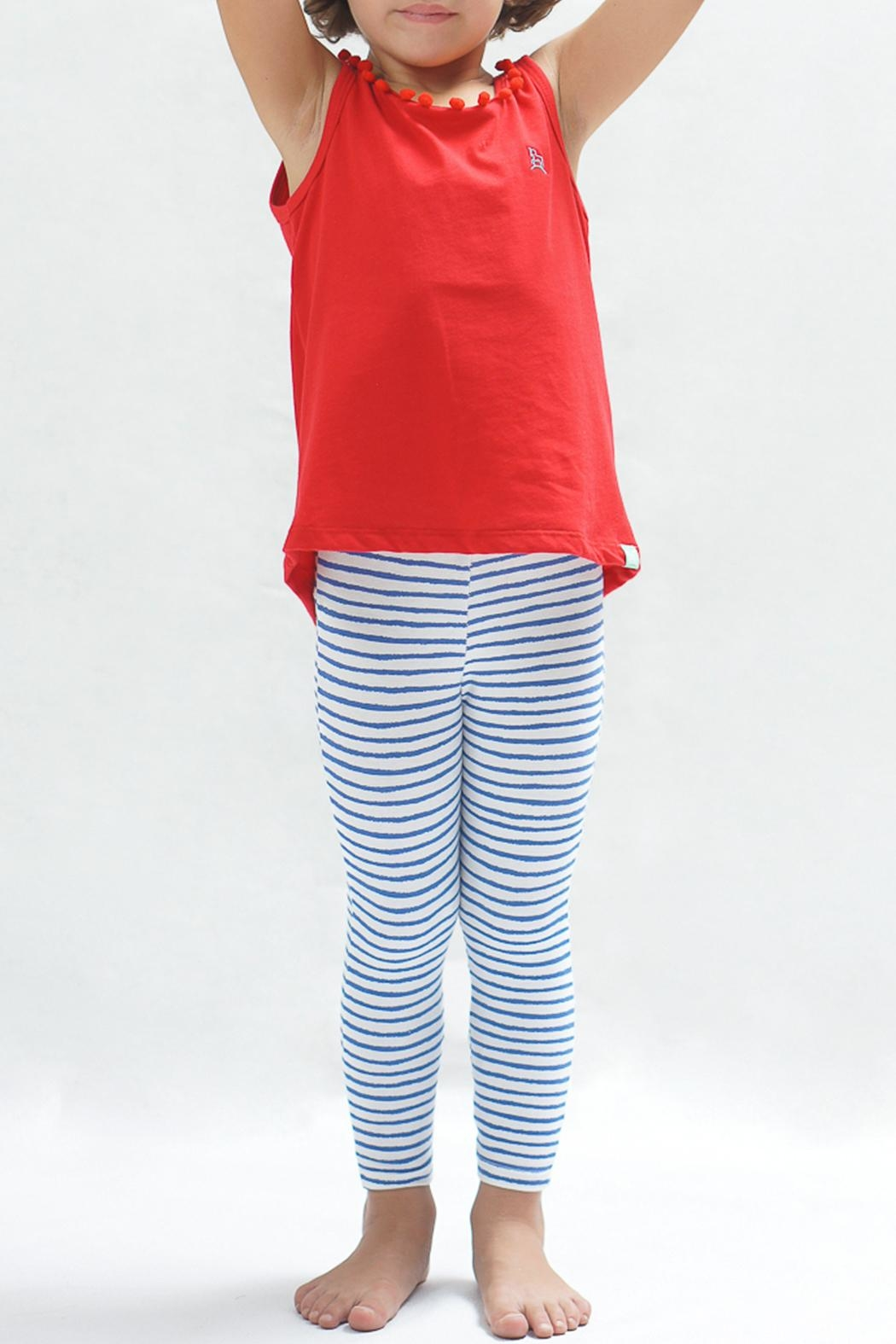 PPoT Kids Stripes Leggings Set - Main Image