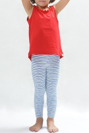 PPoT Kids Stripes Leggings Set - Front cropped
