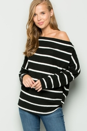 eesome Stripes & Sass top - Product Mini Image