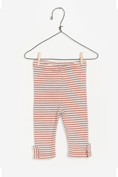 Play Up Stripped Rib Legging - Product List Image