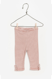 Play Up Stripped Rib Legging - Front cropped