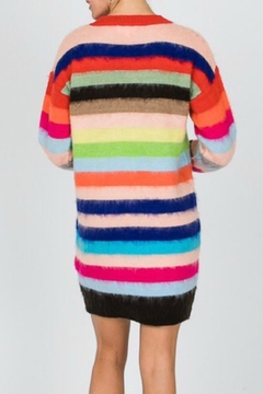 Modern Emporium Stripped Sweater Dress - Alternate List Image