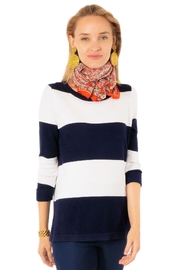 Gretchen Scott Stripy Sailor Sweater - Product Mini Image
