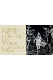 Workman Publishing Strong is the New Pretty: A Celebration of Girls Being Themselves - Front full body