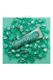 Marvis Strong Mint Toothpaste - Front full body