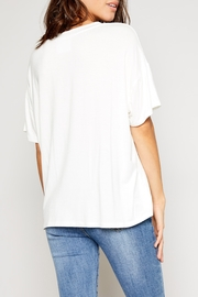 Sadie and Sage Stronger Graphic Tee - Side cropped